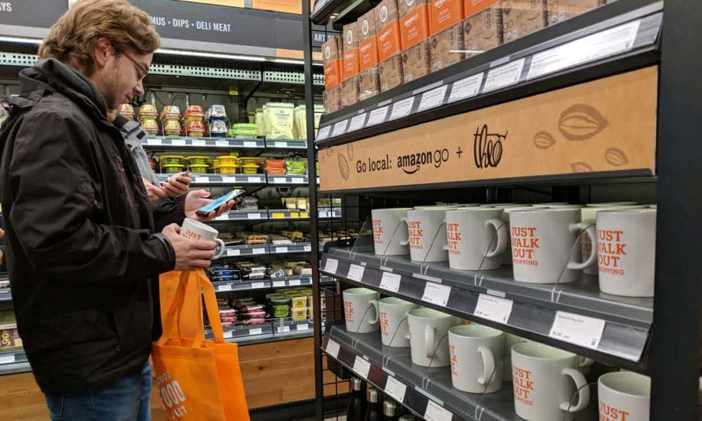 Online Sellers Insurance Amazon Go