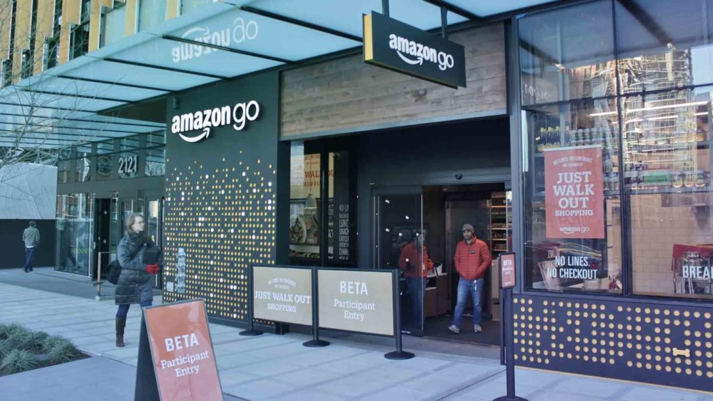 Online Sellers Insurance Amazon Go