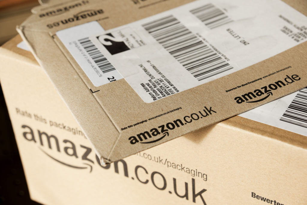 Amazon delivery online sellers insurance amazon prime